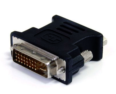 DVI to VGA Adapter Image