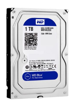 Internal 1TB WD Blue Hard Disk 3.5 Image