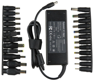 90W Universal Laptop Power Adapter Image